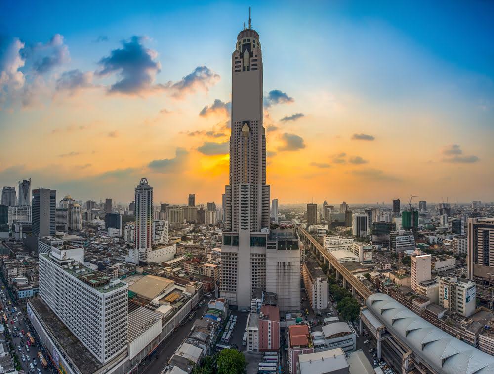 Baiyoke Tower II_2_Pratunam_Bangkok