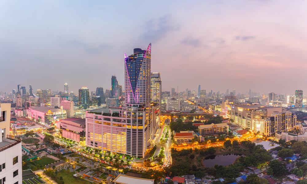 Bangkok Shopping Mall_Siam