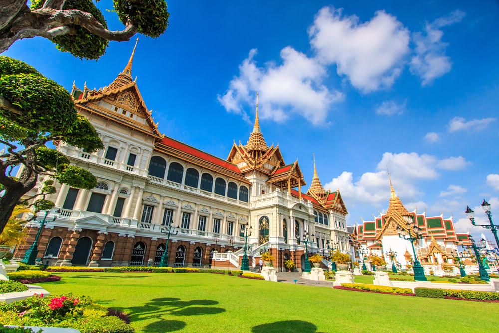 Rattanakosin Island_The Old City_Royal Grand Palace_Bangkok