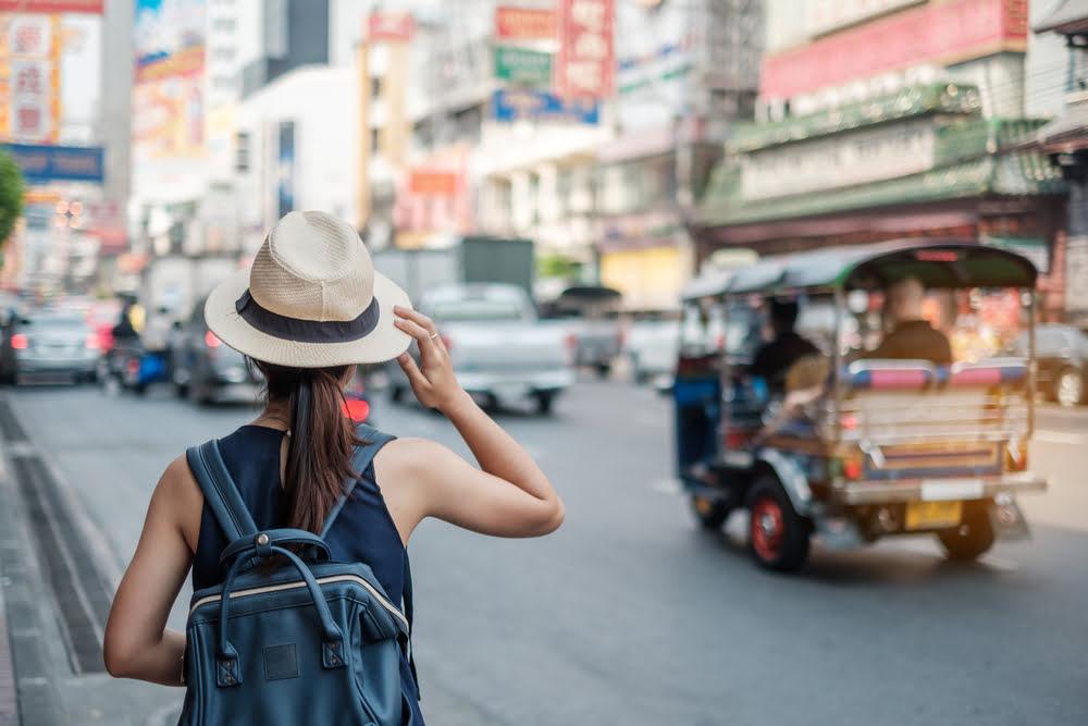 Yaowarat Road_Chinatown_Bangkok