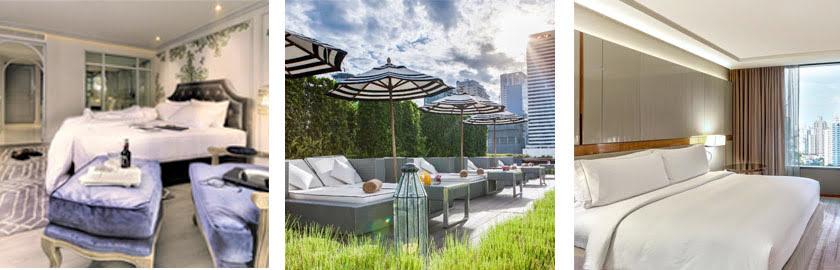 The Salil Hotel Sukhumvit 57_Movenpick Hotel Sukhumvit 15_Hilton Sukhumvit Bangkok