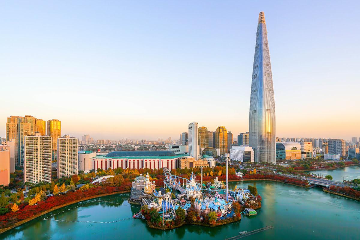 Hotels Near Lotte World Seoul Best Hotel Rates Near Amusement And