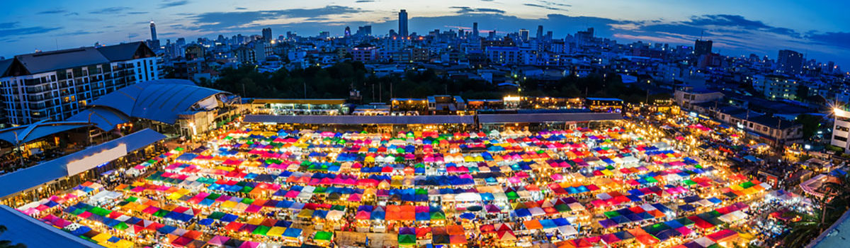 Where to Shop in Bangkok: 5 Popular Zones with Markets & Luxury Malls