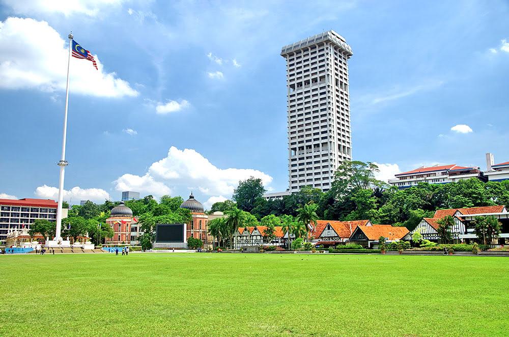 Merdeka Square_Kuala Lumpur_Malaysia