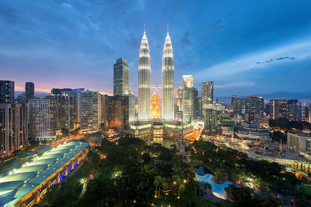 Petronas Towers_KLCC_Kuala Lumpur