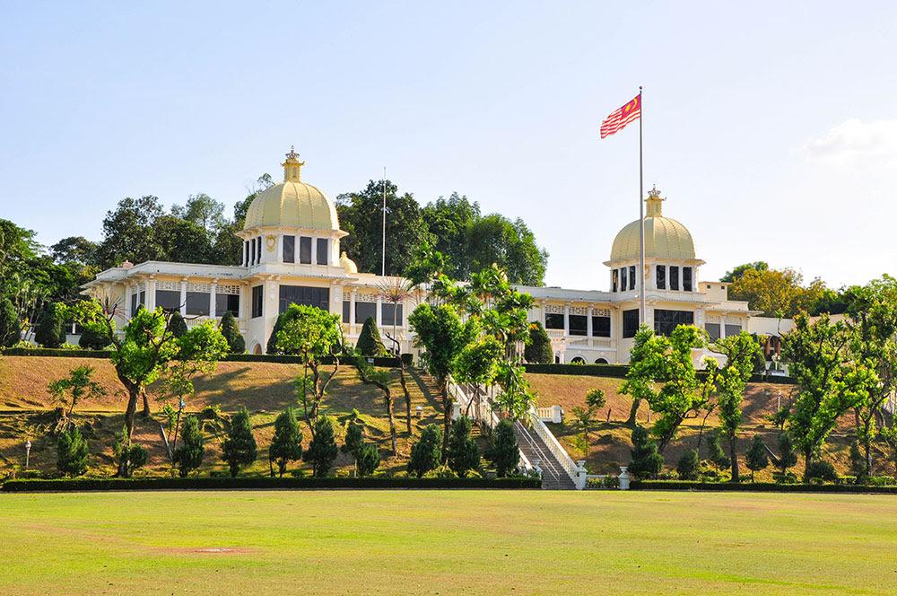 Royal Museum_Old Istana Negara_Jalan Istana