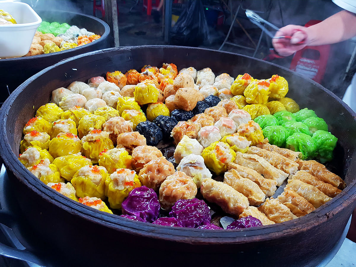 Jalan Alor_food street_street food_Bukit Bintang