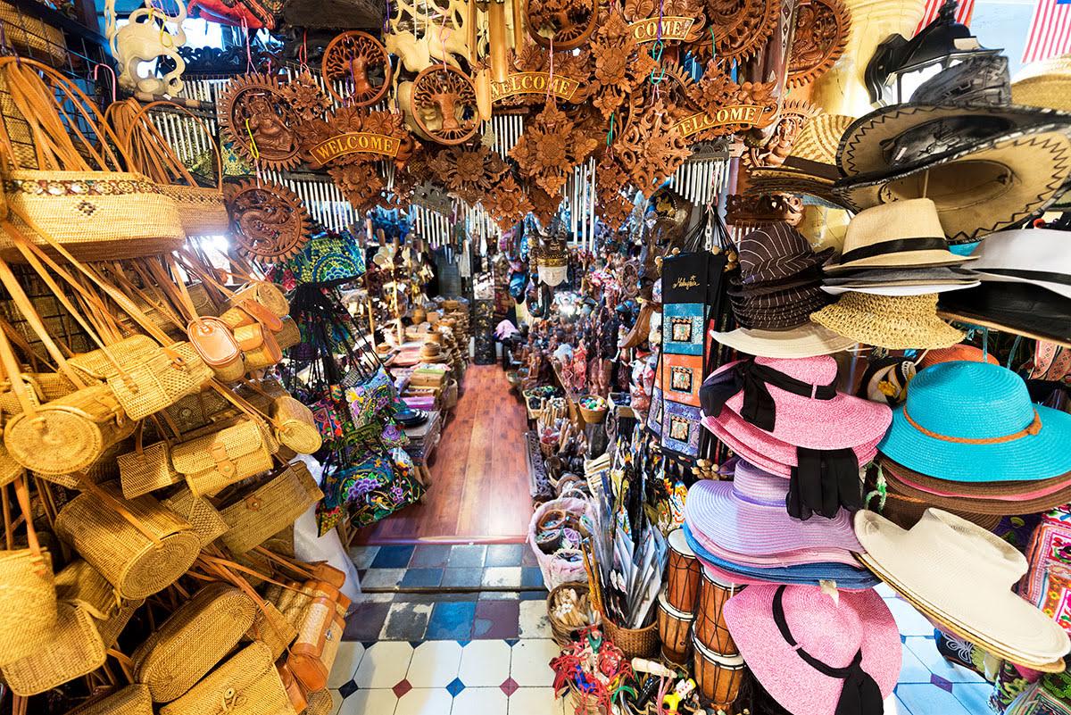 Central Market_Pasar Seni_shopping_art market