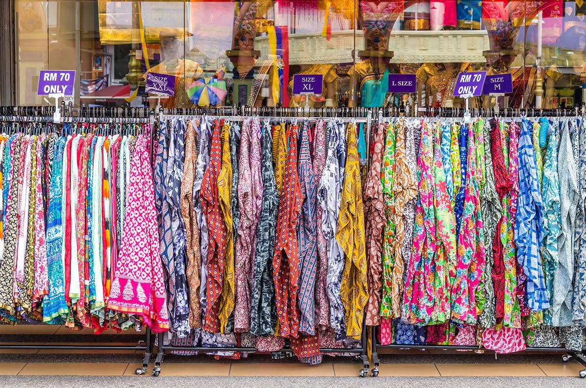 Jalan Masjid India_street market_souvenirs