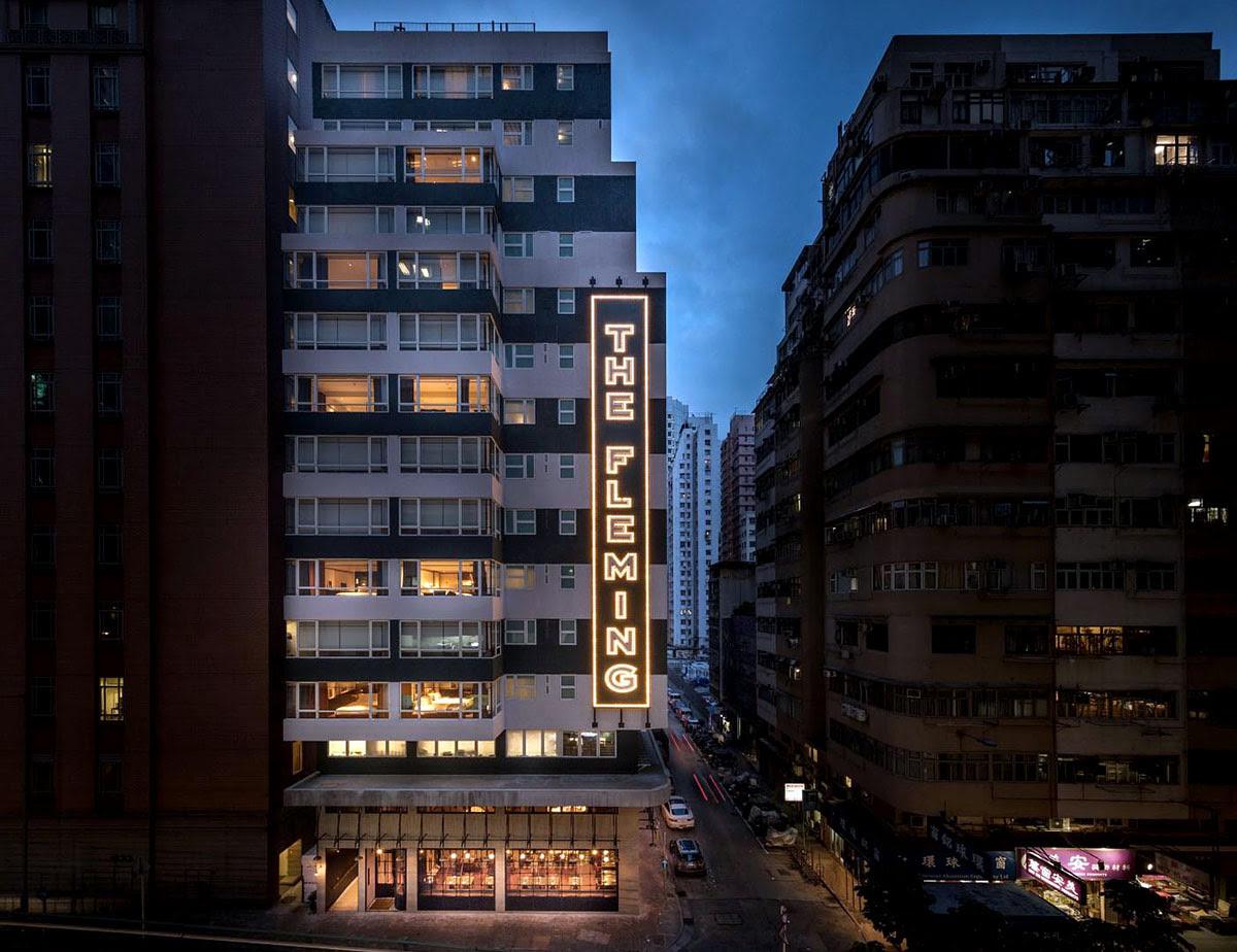 The Fleming_Hong Kong