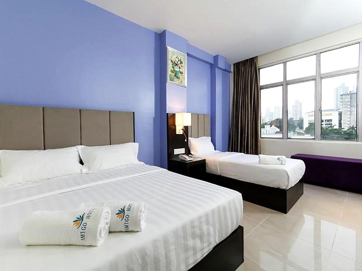 Amigo Hotel_Kuala Lumpur