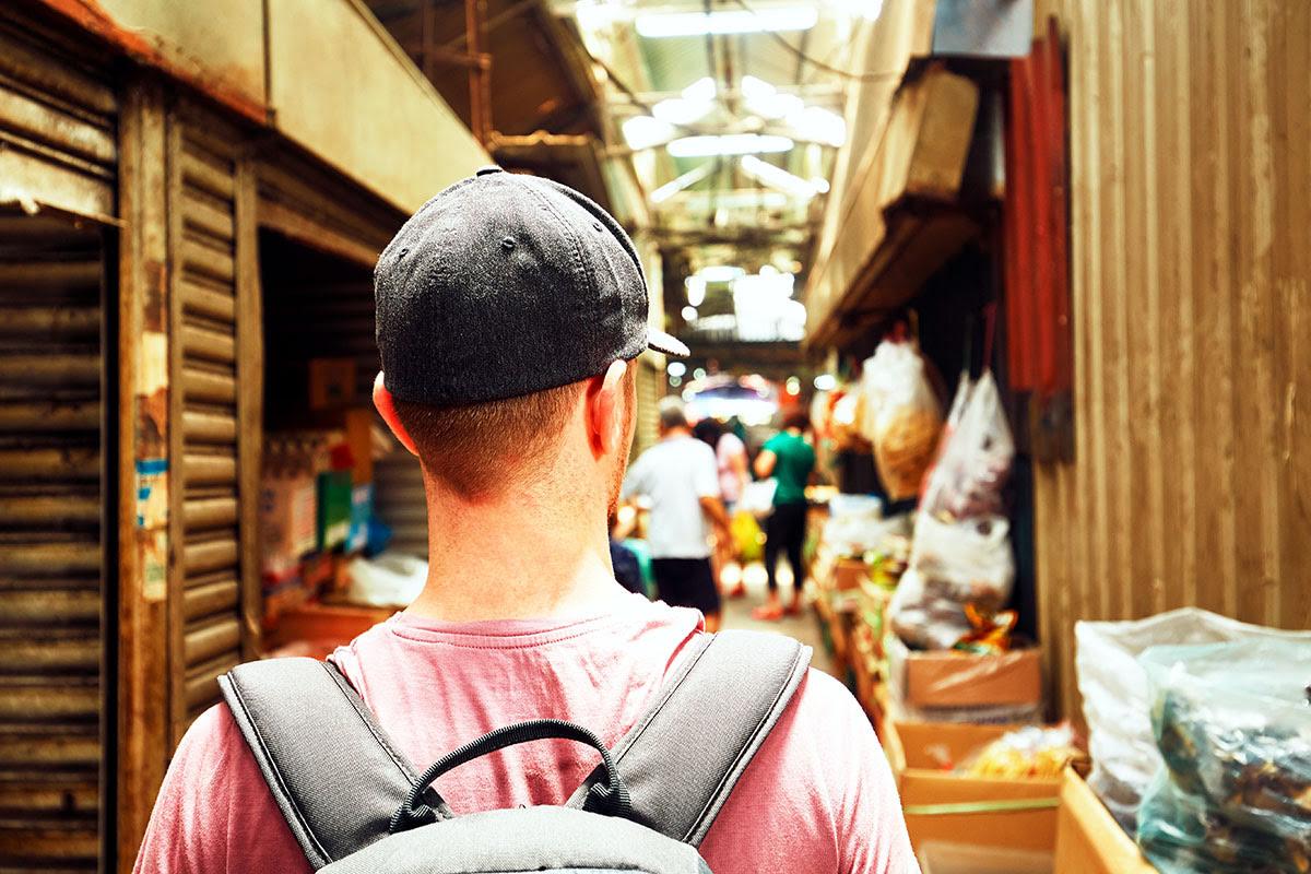 Chinatown_Kuala Lumpur_Malaysia