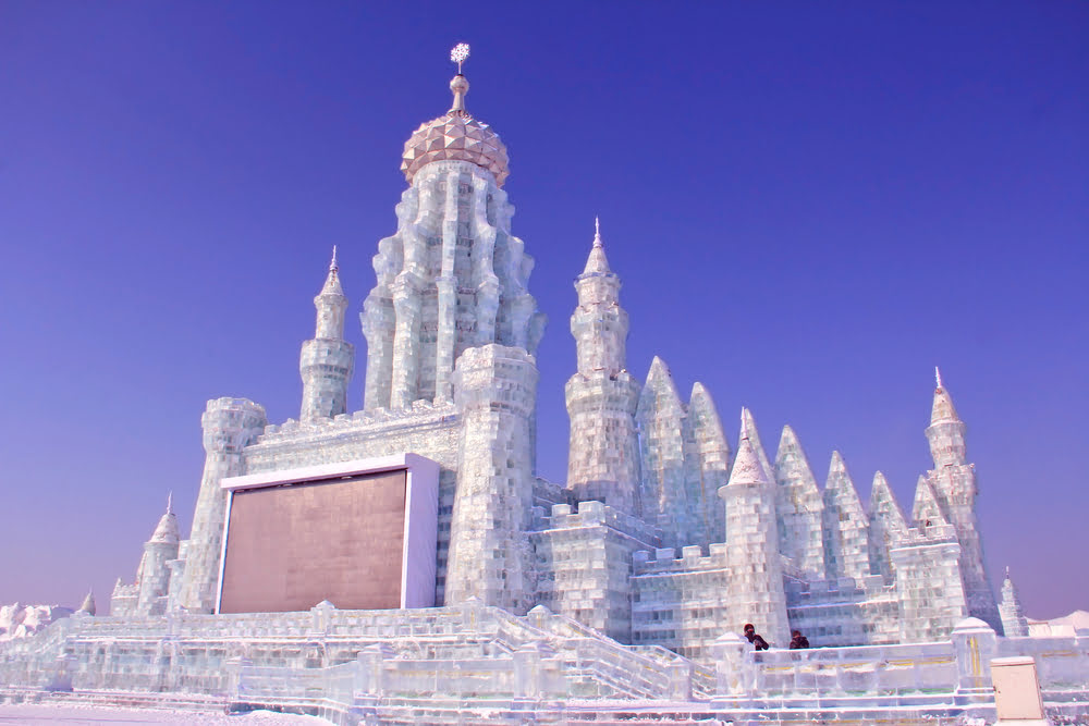 Ice and Snow World Festival_Harbin_China