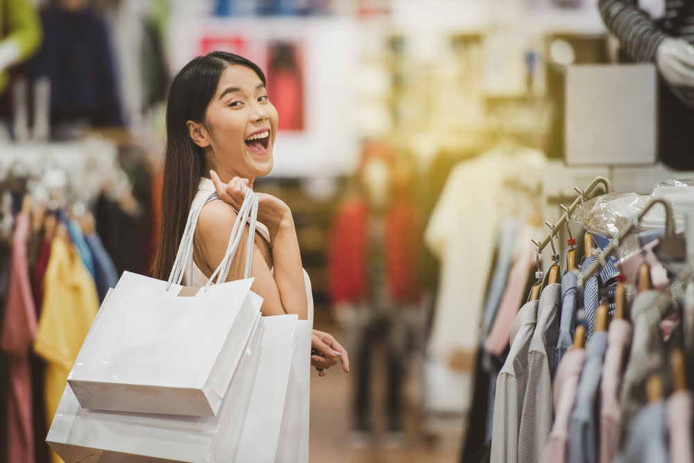 Image result for shopping at mall