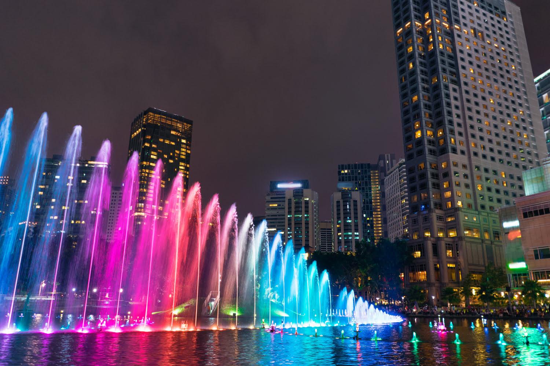 KLCC Park_Kuala Lumpur_Malaysia