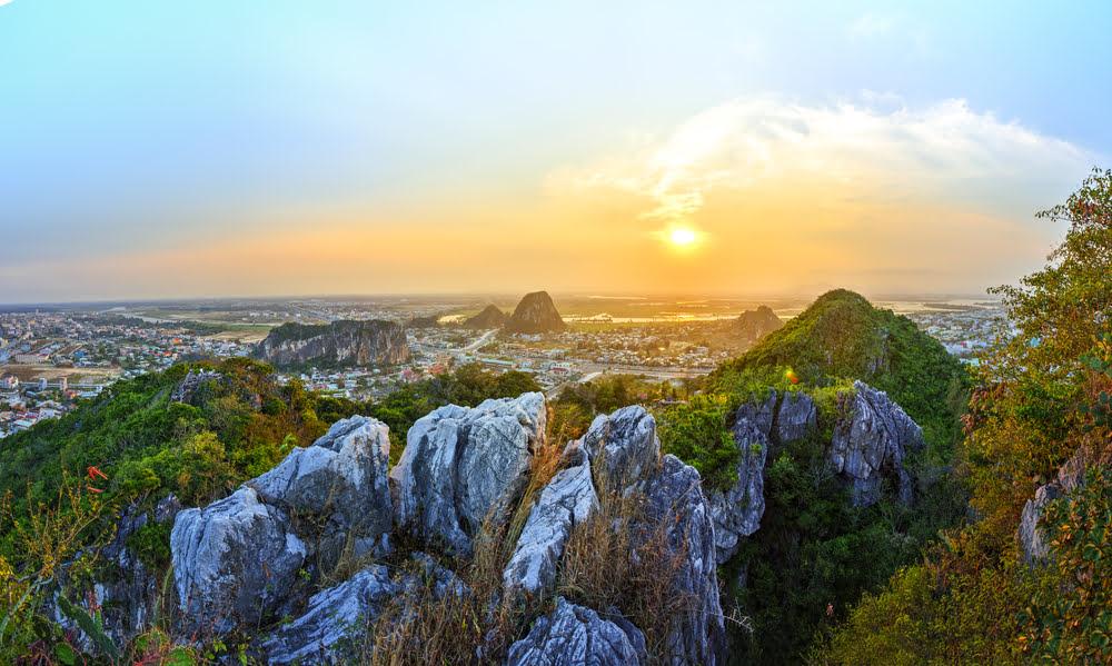 越南岘港 – 五行山(大理石山)图片