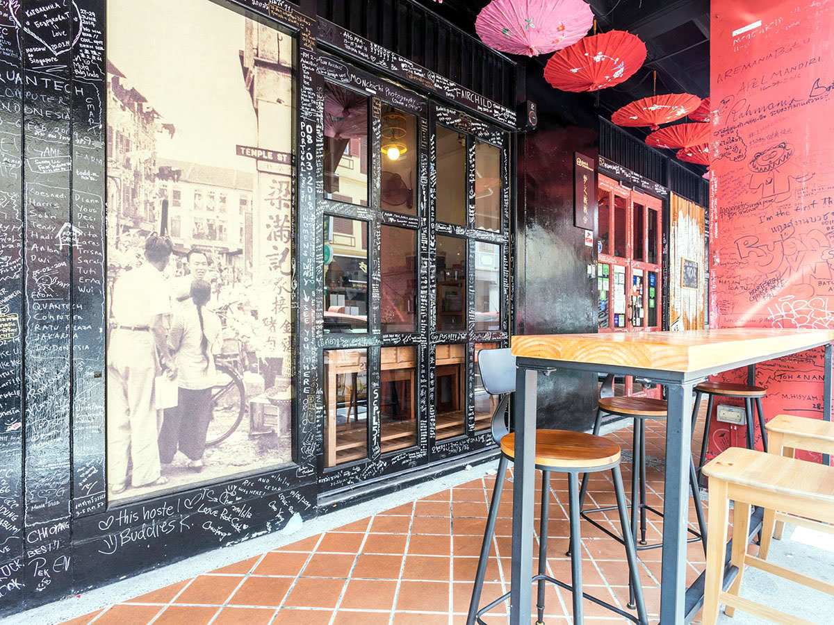 Beds and Dreams Inn @ Chinatown_Singapore