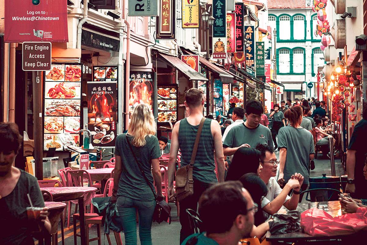 Chinatown Singapore_Singapore