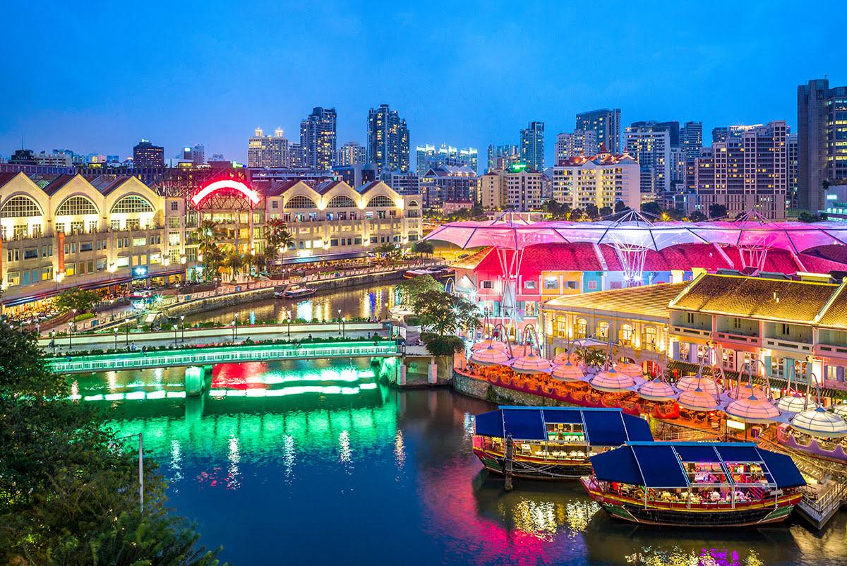 Clarke Quay_Singapore