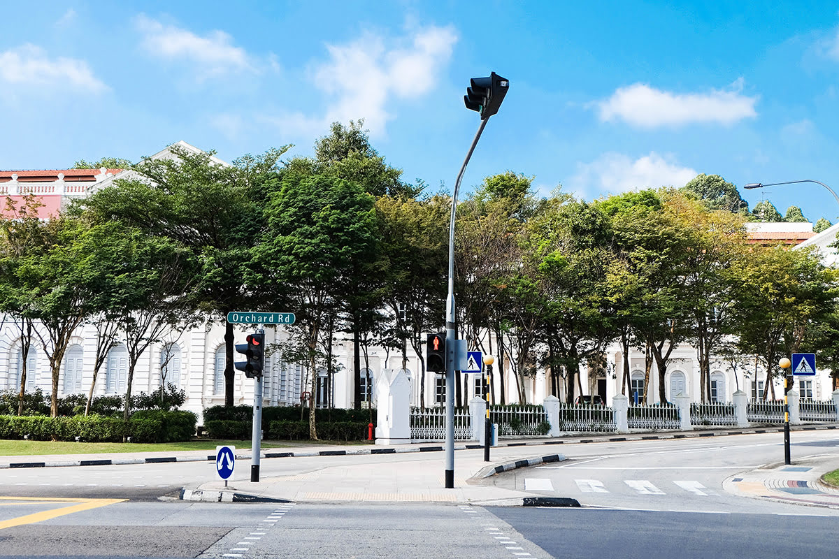 Orchard Road_Singapore