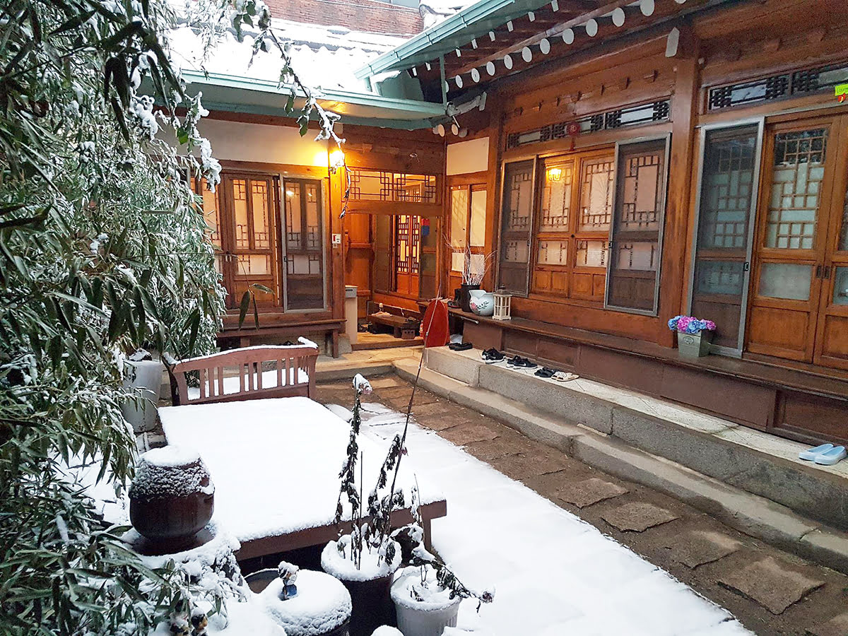 Experience Seoul attractions Gongsimga Hanok Guesthouse - 5 Places to See On A Tour of South Korea's Capital
