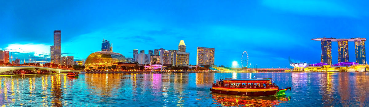 Singapore Sightseeing: 5 Day Trips with Tourist Attractions Galore