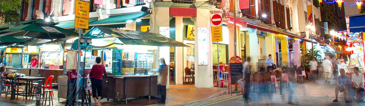 Where to Eat in Singapore: Best Street Food & Notorious Hawker Centres