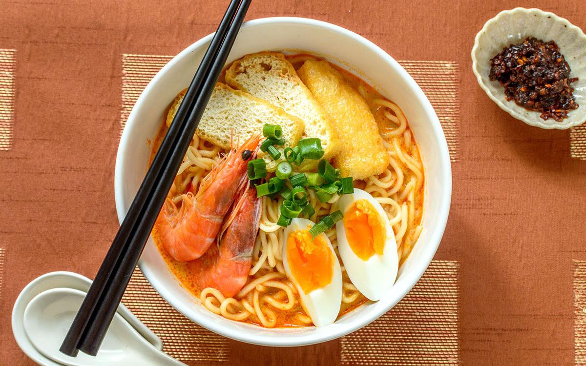 Wisata Kuliner Singapura Makanan Kaki Lima Terenak Pusat