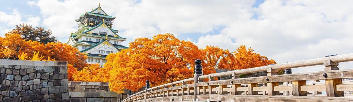 Il castello di Osaka: acquista i biglietti e scopri una delle attrazioni giapponesi più importanti