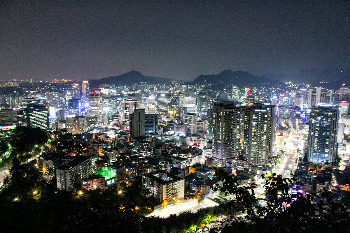 Experience Seoul landmarks N Seoul Tower View - 5 Historic Landmarks with Cutting-Edge Surprises
