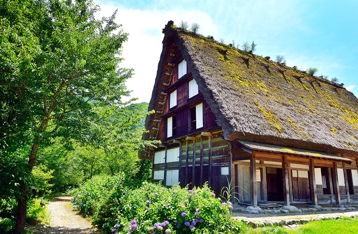 Open Air Museum of Old Japanese Farm Houses_Cup Noodles Museum Osaka Ikeda_Osaka_Japan