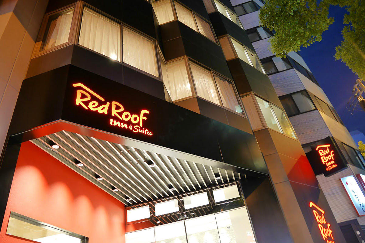 Red Roof Inn Suites Osaka Namba Nippombashi Hotel Deals