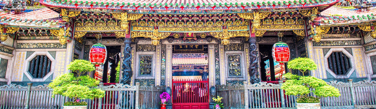 Longshan Temple Info: A Guide to Longshan Temple in Taipei