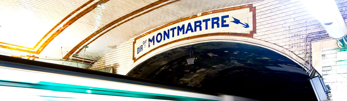 Montmartre Info: A Guide to Montmartre & its Metro Stations