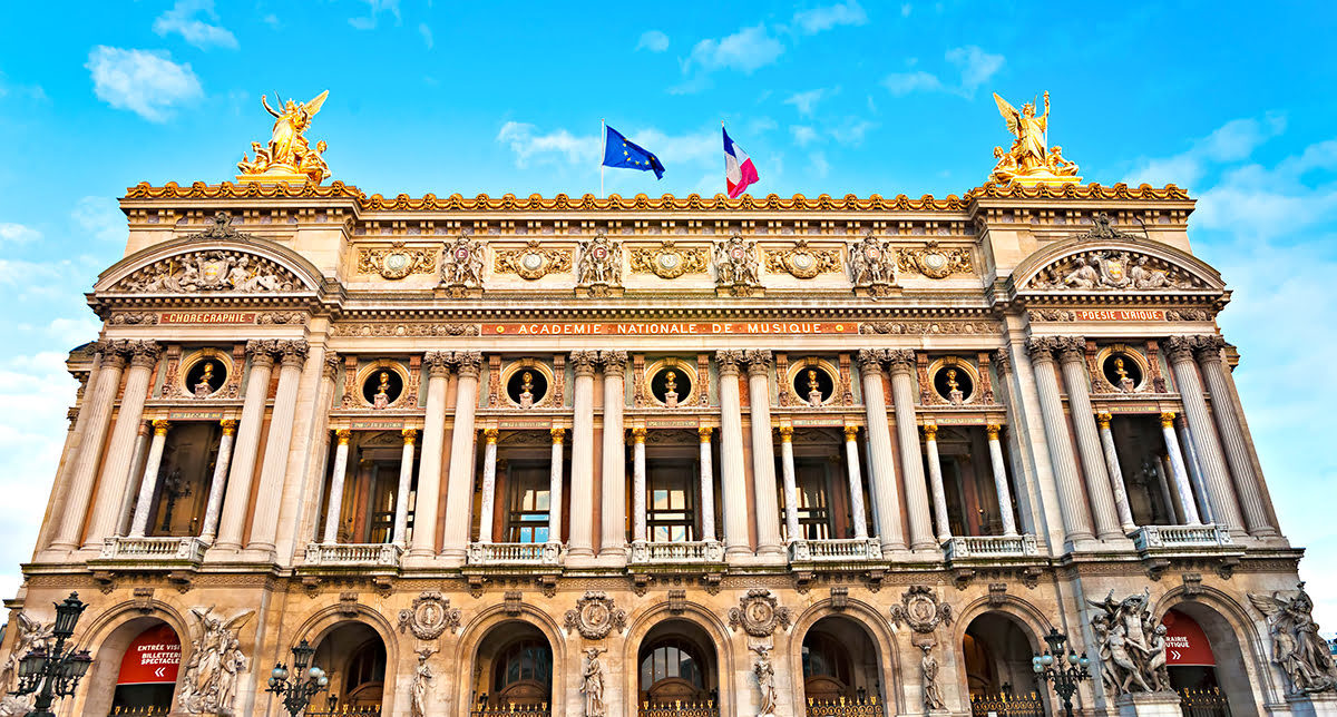 Paris Opera House Take A Self Guided Tour Of Palais Garnier