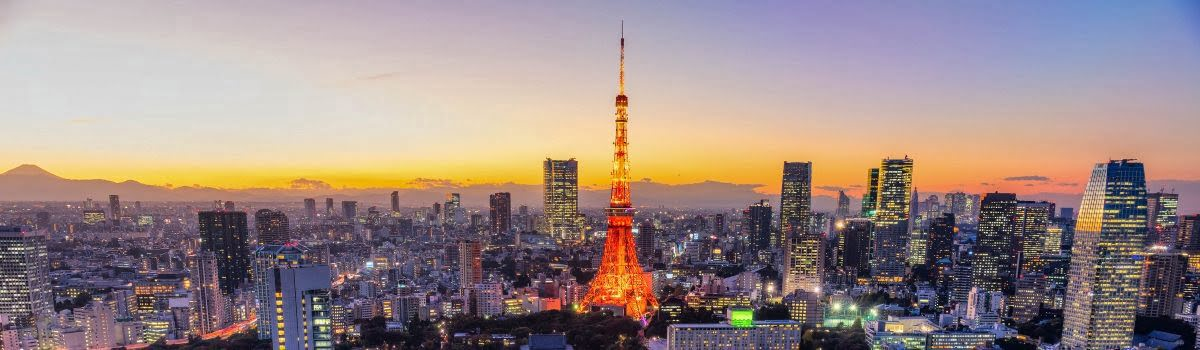 Tokyo Tower: Panoramic Views of the World's Largest City