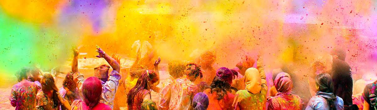 2019 Holi Festival in India | Epic Festival of Colours Guide