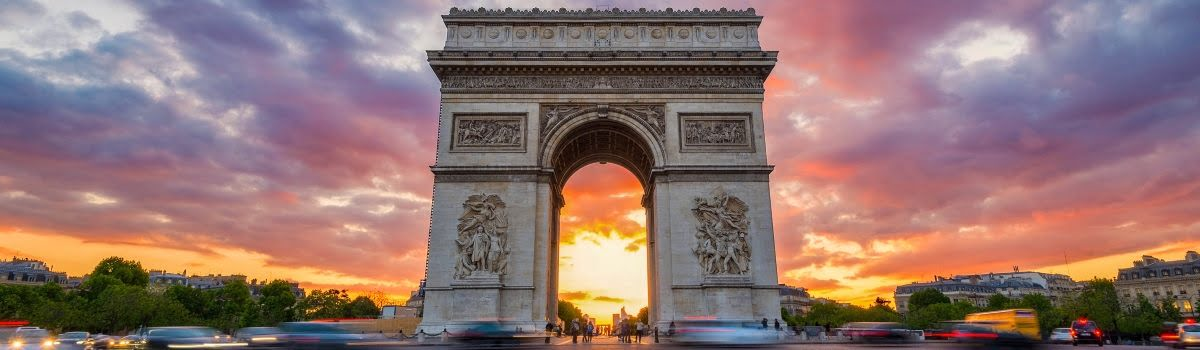 Paris Travel: Attractions & Hotels Near the Arc de Triomphe