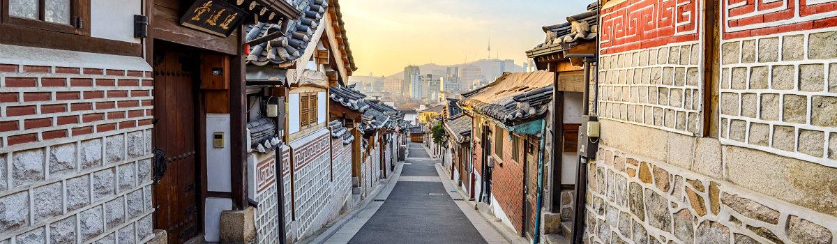 Bukchon Hanok Village: Seoul's Traditional Crafts Center