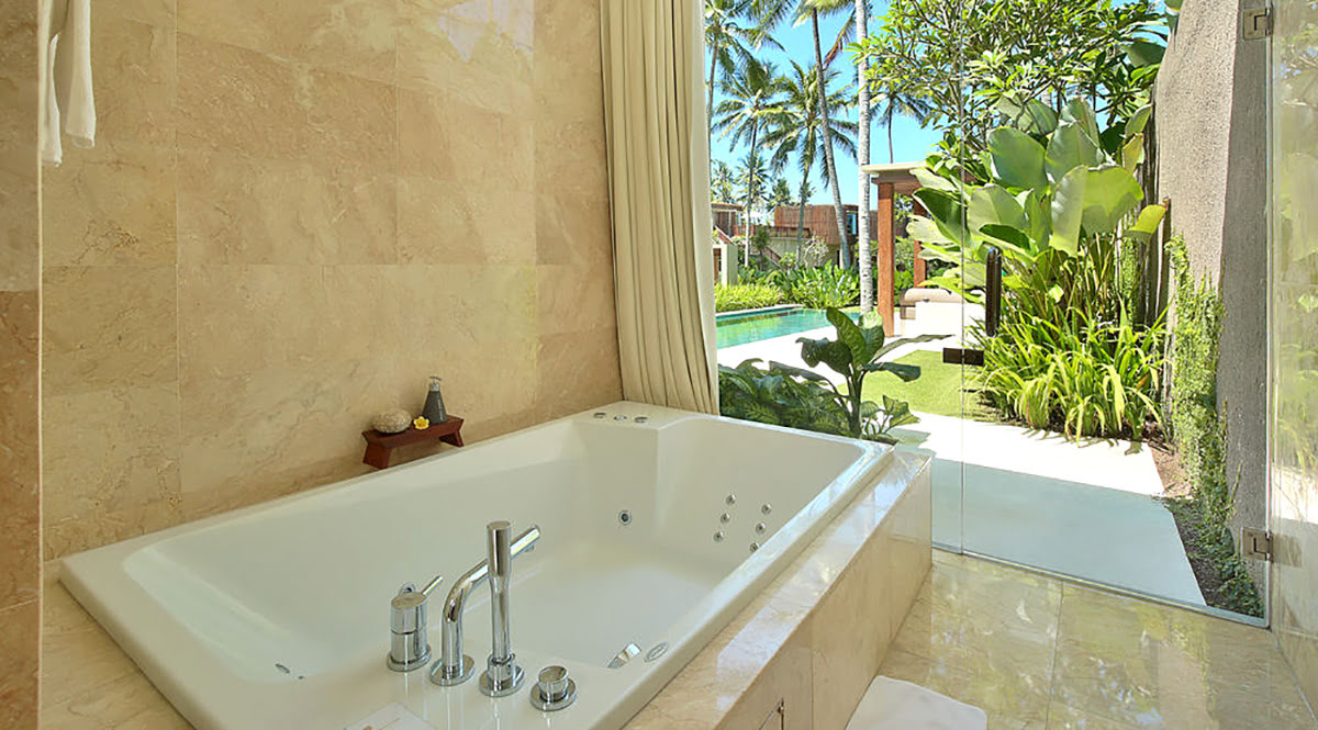 hotels with hot tubs-Candi Beach Resort and Spa-Bali-Indonesia