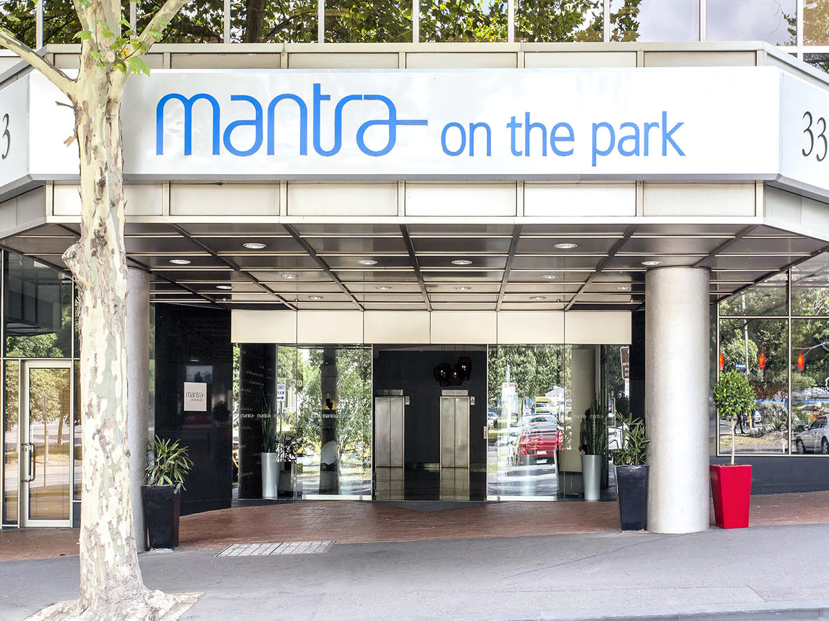 Melbourne art-Australia-Mantra on the Park Hotel