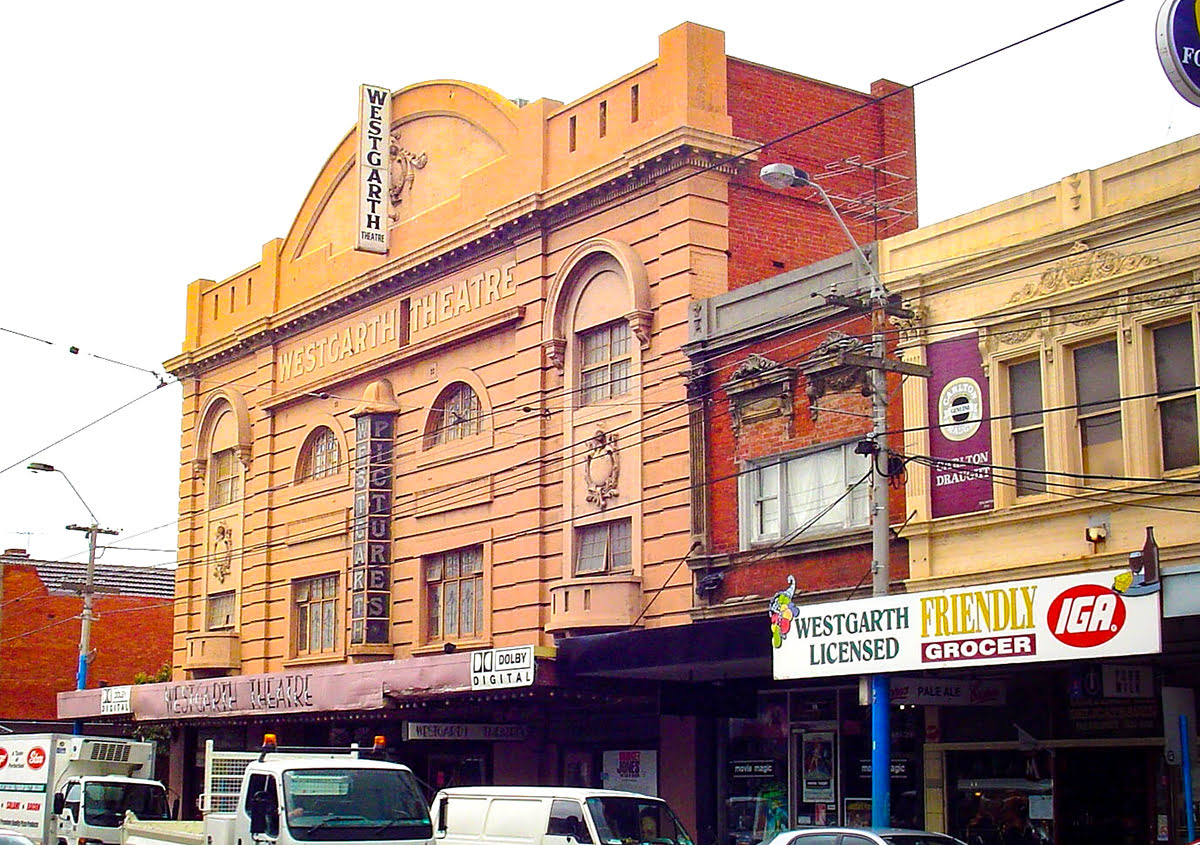 Melbourne art-Australia-cinemas