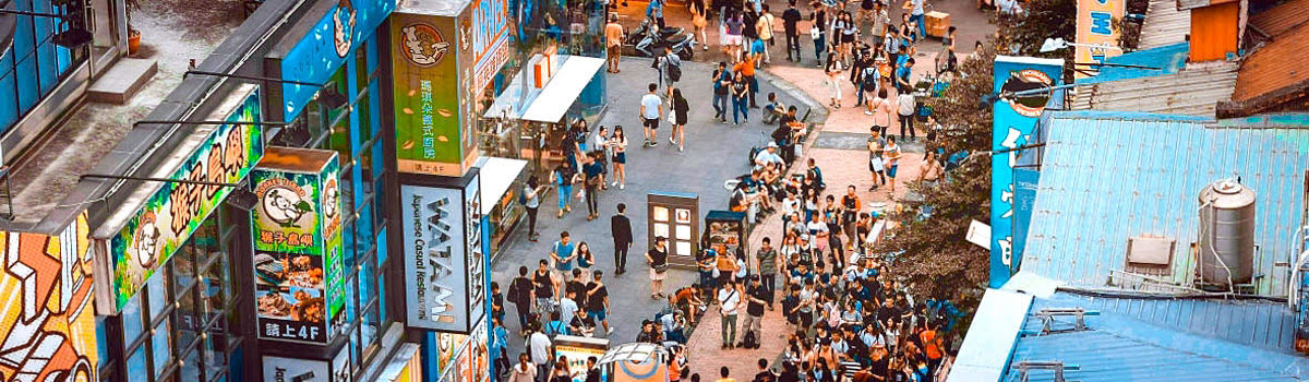 Ximending Info: Guide to Taipei Attractions & Nearby Hotels