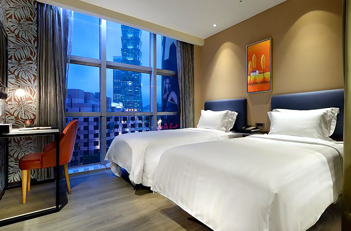 Xinyi District-Taipei-Taiwan-At Boutique Hotel
