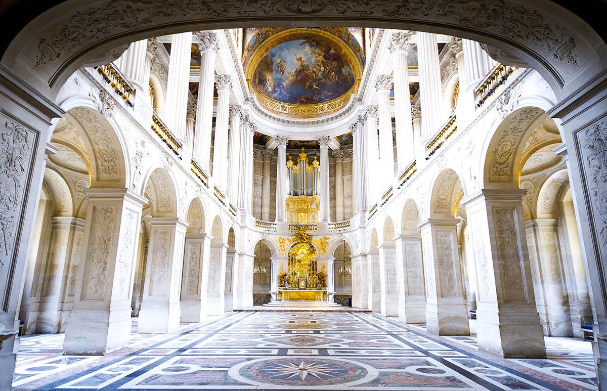 Château de Versailles : Visites, horaires et emplacement dans Paris
