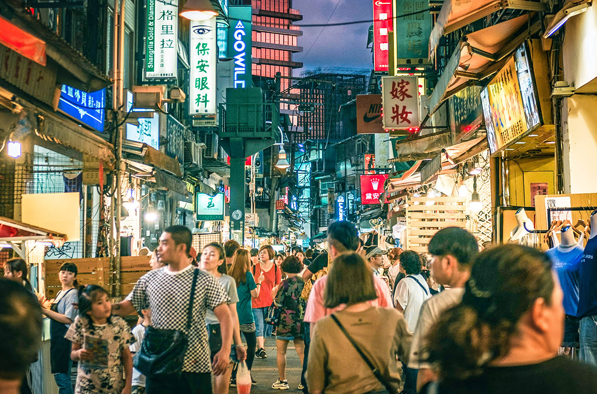 Shilin Night Market Must Visit Attraction In Taiwan