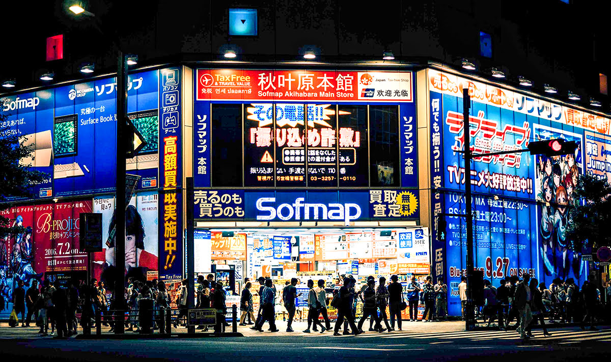What to buy in Tokyo-Japan-Akihabara-Electric Town