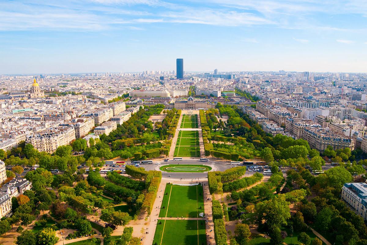 ที่พักราคาประหยัดในปารีส-Palais-Bourbon